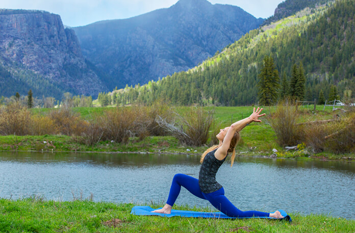Cannabis Resort Hotel Colorado Yoga