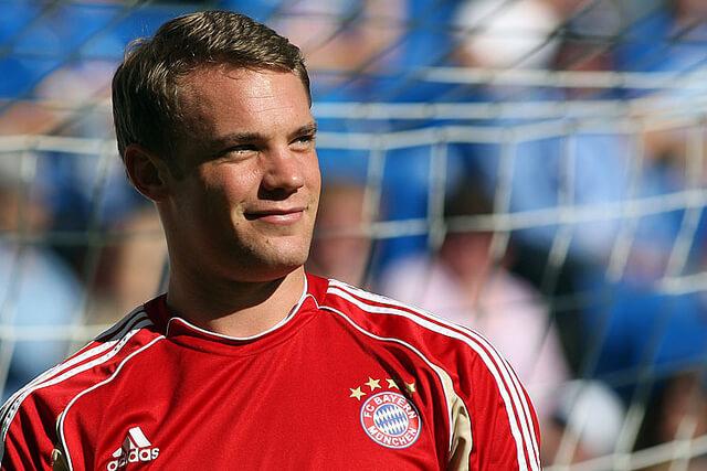 Auch als Bayern-Star ist Manuel Neuer dem Ruhrpott treu geblieben und unterstützt dort Kinder in Not. (Foto: Anas Alsaidy)