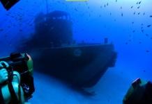Die durchsichtige Hülle aus Acrylglas ermöglicht einen ungehinderten Rundumblick. (Foto: U-Boat Worx)