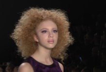Anna Ermakova Berlin Fashion Week Boris Beckers Tochter