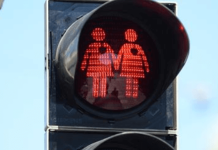 Gay and Lesbian Traffic Lights