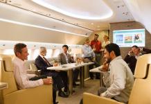 Bei Delta Airlines im Privatjet fliegen ab 300 Dollar