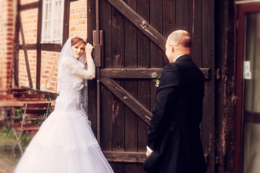Diese 5 Sätze heißen, dass man gleich einen Fehler macht Hochzeit