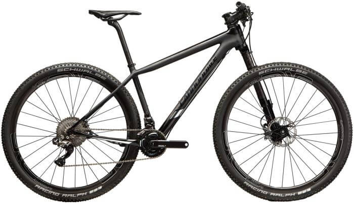 Cannondale F-Si Carbon Black Inc.