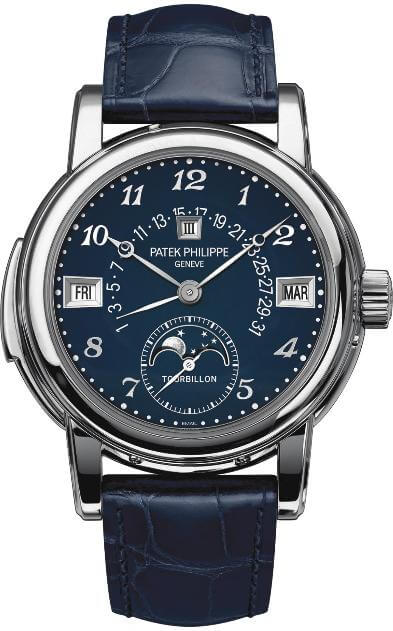 Die teuerste Armbanduhr der Welt