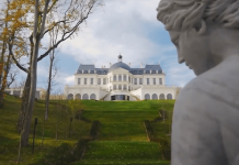 Die teuerste Immobilie der Welt: Chateau Louis XIV (Foto: Screenshot)