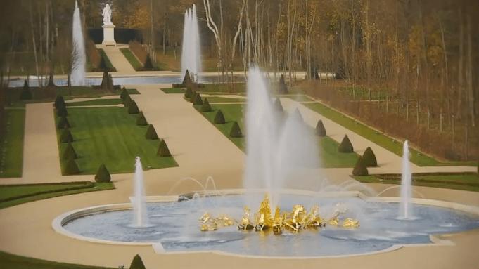 Die teuerste Immobilie der Welt, das Chateau Louis XIV (Foto: Screenshot)