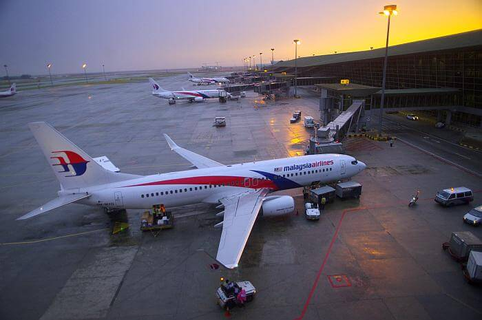 Drei herrenlose Boeing 747 stören Flughafen Kuala Lumpur