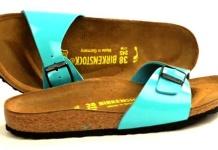 Oliver Reichert trägt Birkenstock-Schuhe um die ganze Welt