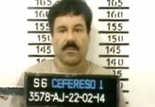 Mexikos Drogenbosse Joaquín El Chapo Guzmán
