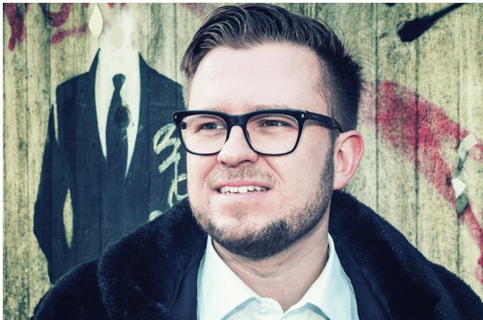 """Der Autor Jörg Böhm ist in Jesteburg zu Hause und wurde mit dem Krimi-Award """"Black Hat"""" ausgezeichnet (Foto: Jörg Böhm)"""