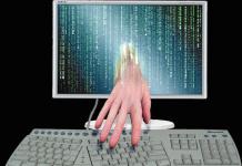 Daran erkennt man einen gehackten Computer. (Foto: Don Hankins)