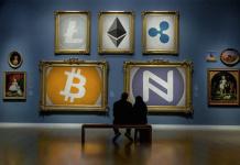 Die Kryptowährung Bitcoin (u.li.) hat einen neuen Rivalen um den Top-Platz in der Galerie der digitalen Währungen: Ethereum (o.mi.). (Foto: flickr/Namecoin)