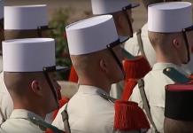 Kämpfen seit 185 Jahren für Frankreich: die Söldner der Französischen Fremdenlegion (Youtube/ZDF)