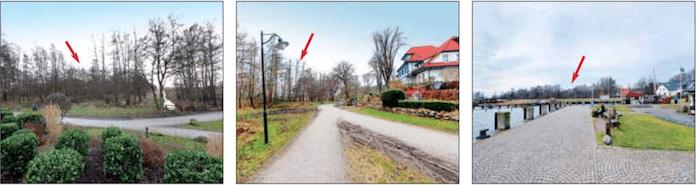 Das Baugrundstück in Kloster liegt direkt am Deich und am Hafen. (Fotos: Deutsche Grundstücksauktionen AG)