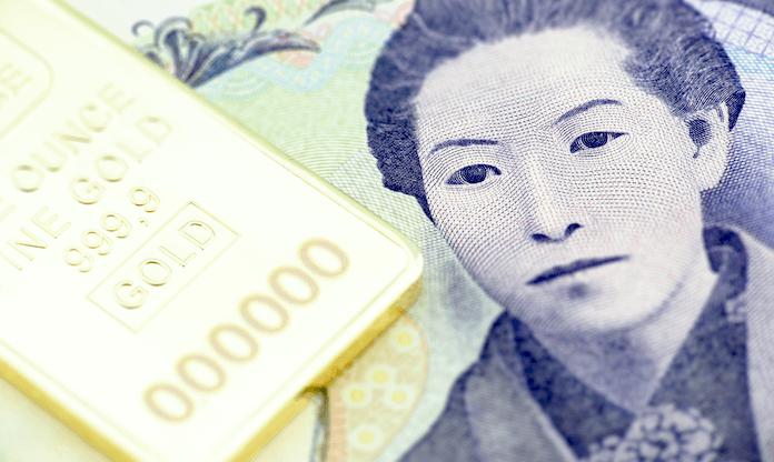 Japans größter Goldhändler Negativzinsen