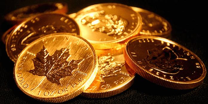 Kanada hat seine letzte Unzen Gold verkauft