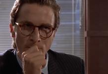 WennMisstrauen gegenüber dem Chef gerechtfertigt ist...(Foto: American Psycho)