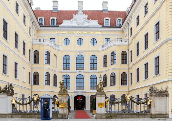 Bilderberger-Konferenz 2016 Dresden Kempinski