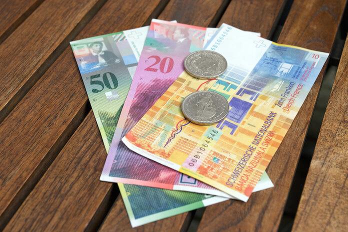 Die Schweizer lieben ihr Bargeld! (Foto: Dirk Olbertz)