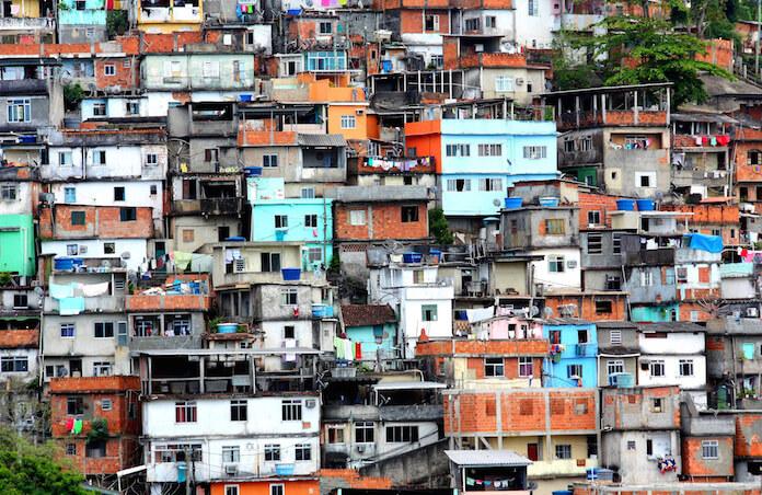 Favelas in Rio De Janeiro (Foto:dany13)