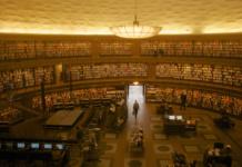 Google Books erleichtert die Suche in großen Bibliotheken, wie der in Stockholm. (Foto: dilettantiquity)