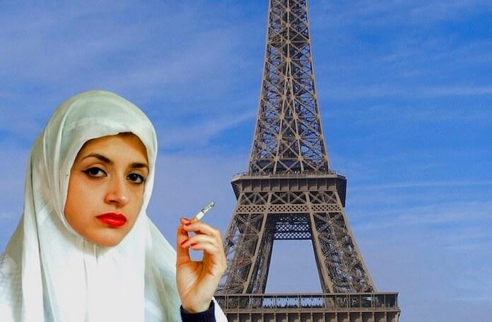 """Das Modeland Frankreich streitet über Islamic Fashion, Modeprodukte für weibliche Muslime, und fürchtet eine """"Versklavung der Frau"""". (Foto: flickr/<a href=""""https://www.flickr.com/photos/27787901@N06/5796880083/"""" target=""""_blank"""">Gideon Wright</a>)"""