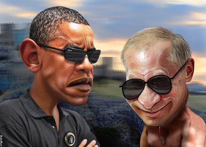 Panama Papers: eine amerikanisches Komplott gegen Putin? (Foto: DonkeyHotey)