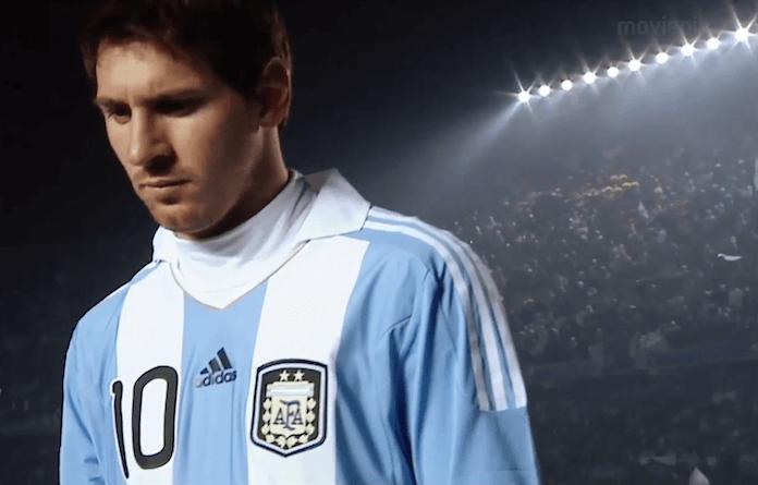 Panama Papers: Lionel Messi ist unter den Namen der Steuerflüchtlinge. (Foto: Trailer: Messi)