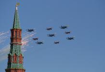 Putins Nationalgarde bekommt viele neue Freiheiten. (Foto: Pavel Kazachkov)