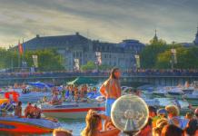 Streedparade in Zürich - Hier sollte man sein Bargeld erst Recht nicht vergessen. (Foto: Martin Abegglen)