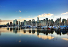 Die Millionäre verlassen Europa in Scharen. Anhaltende Wirtschaftskrisen und wachsende religiöse Spannungen führen zu diesem Trend. Ein beliebtes Ziel ist die kanadische Metropole Vancouver. (Foto: flickr/Nick Kenrick)
