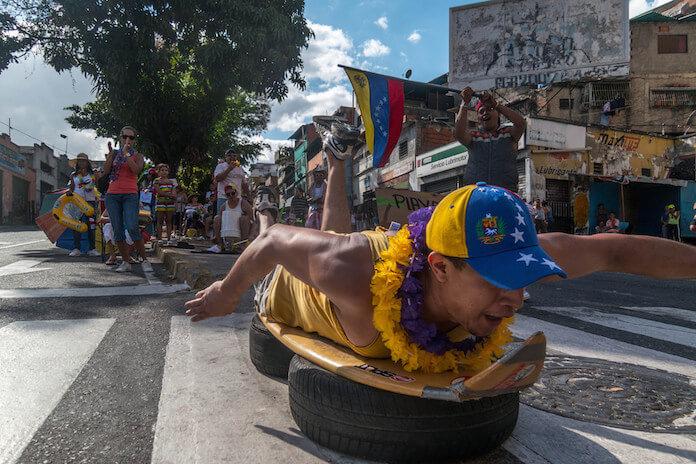 Venezuela führt Zwei-Tage-Woche wegen Stromknappheit ein (Foto: Julio César Mesa)