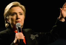 Hillary Clinton will erste Präsidentin der USA werden, ihr Mann Bill hat dieses Amt bereits bekleidet. Stolpert sie über einen Skandal der Clinton Foundation? (Foto: flickr/Bill Weinstein)