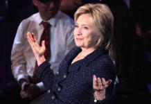Liste der Reden von Hillary Clinton