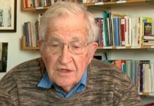 Noam Chomsky Europa USA
