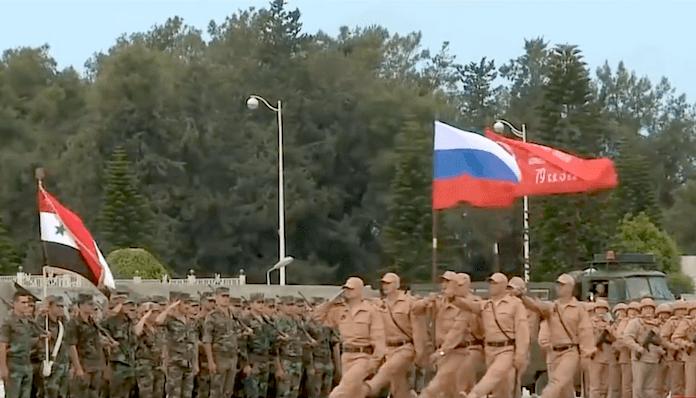 Russen in Syrien Miguel Fernandez