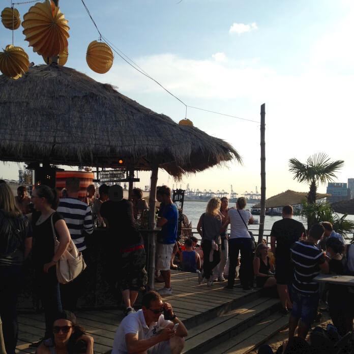 Summer at Strand Pauli