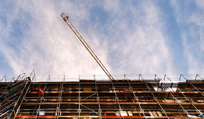 Bauboom Baugenehmigungen Wohnungen