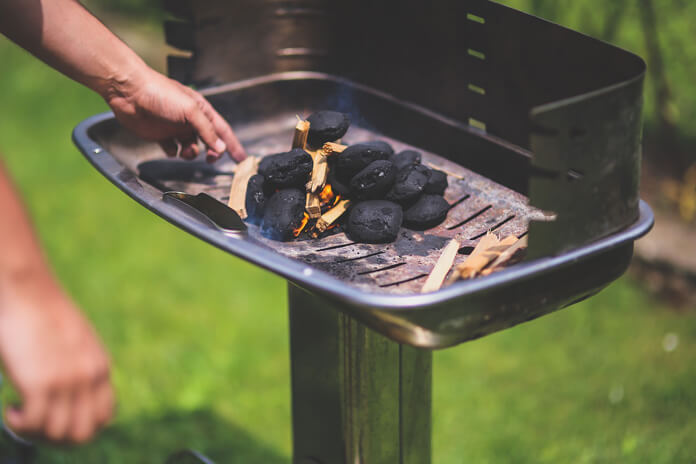 Charcoal_Grill party