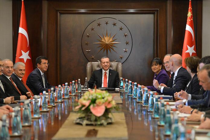 Eu-Präsident Schulz warnt Erdogan vor weiteren Drohungen (Foto: U.S. Department of Commerce)