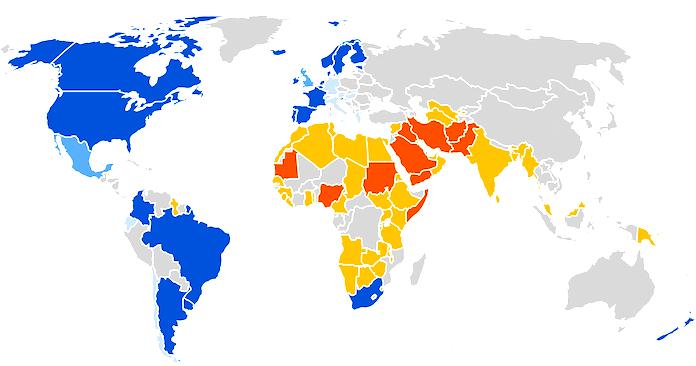 Todesstrafe für Schwule