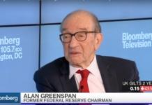 Der ehemalige Chef der US-Notenbank Alan Greenspan warnt vor einer drohenden Hyperinflation und rät zu einer Rückkehr zum Goldstandard. (Screenshot Youtube)