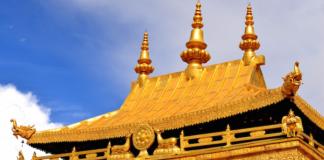 China Russland Gold