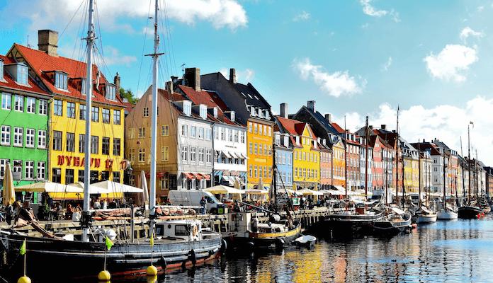 Dänemark Häusermarkt Einbruch