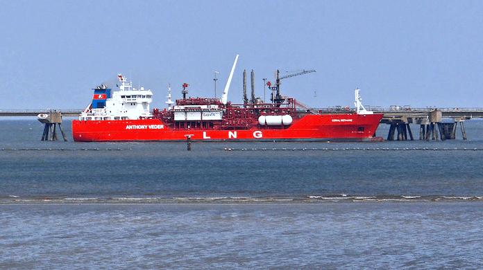 Schiefergas USA Erdgas Mittlerer Osten