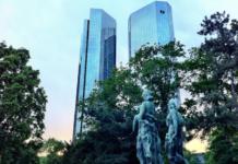 Deutsche Bank unter 10 Euro