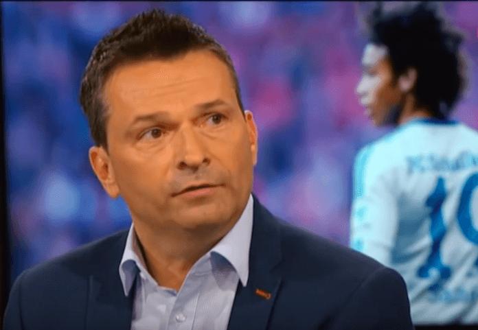 Bundesligarekord: Schalke 04-Sportmanager Christian Heidel (53) verkaufte Leroy Sane (20) für 48 Millionen Euro an Manchester City (Foto: Youtube)