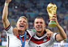Die deutsche Nationalmannschaft kassiert viel Prämien für den Weltmeistertitel 2014 in Brasilien. (Foto: Screenshot, Youtube)