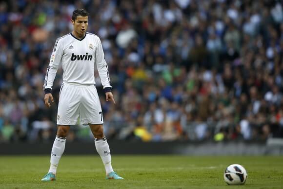 Top 10 der bestbezahlten Fußballspieler der Welt: #2 Cristiano Ronaldo: 54 Millionen (Foto: RCuerda29)